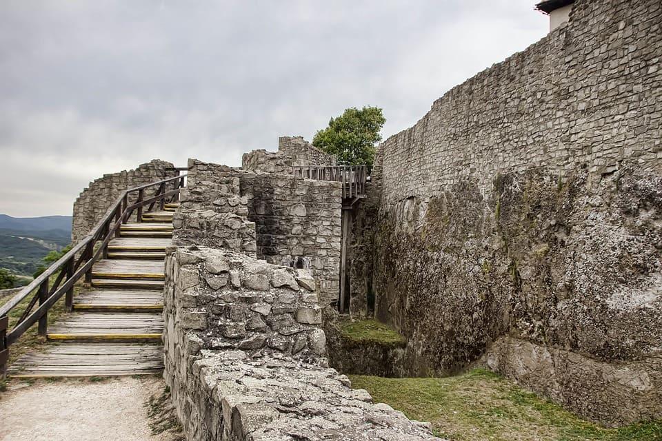 Крепость Вышеград фото