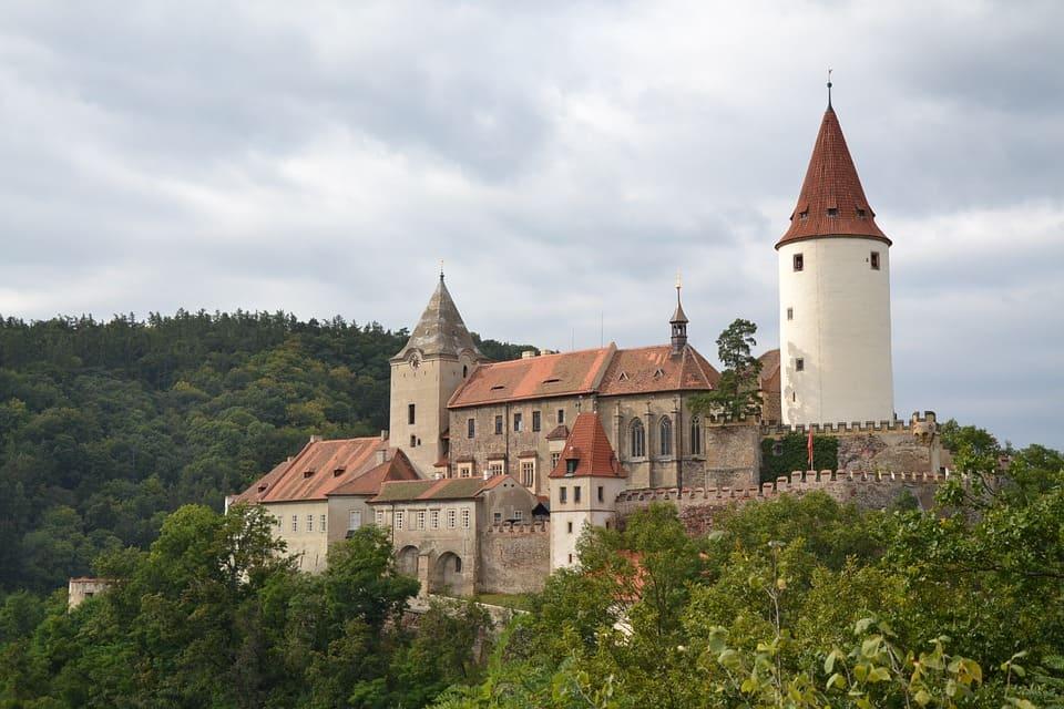 замок Кривоклат фото