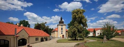 Готический замок Стенице фото